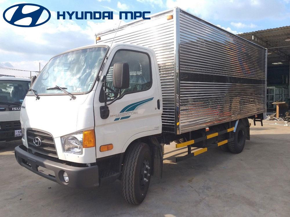 xe tai hyundai mighty 110S thanh cong thung kin