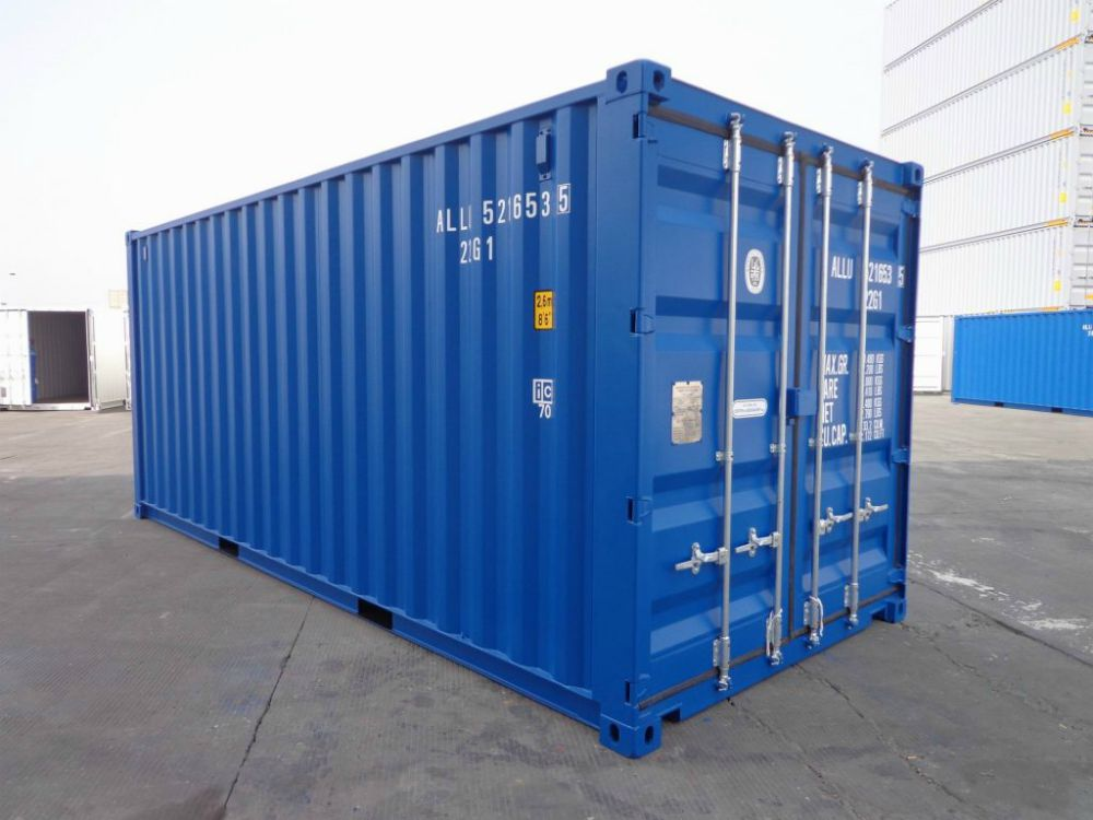 Container 20 feet và kích thước container 20 feet
