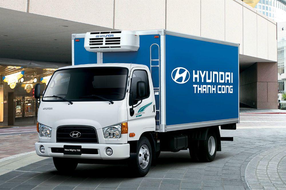 Xe tải Hyundai 1110SP lắp ráp bởi Thành Công