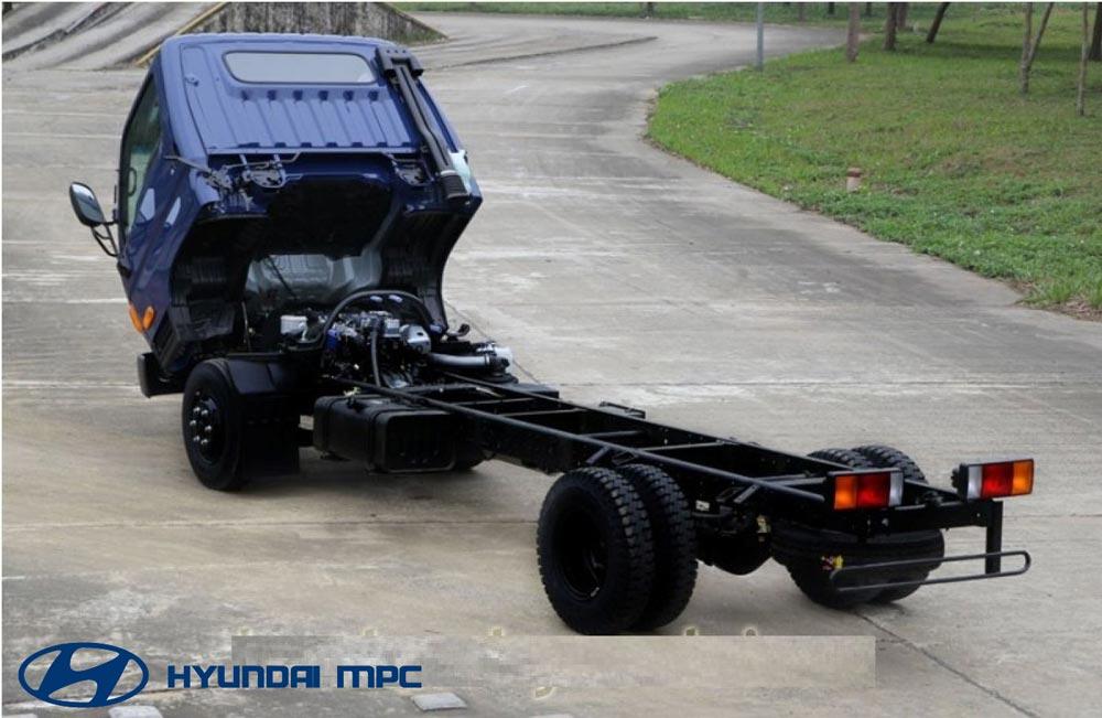 cabin chassis hyundai
